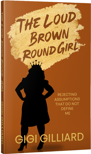 Cover of Loud Brown Round Girl